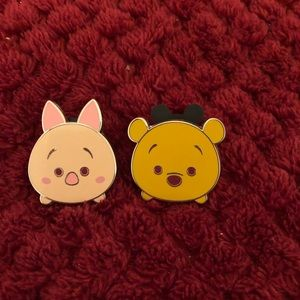 Authentic Disney Winnie the Pooh pin